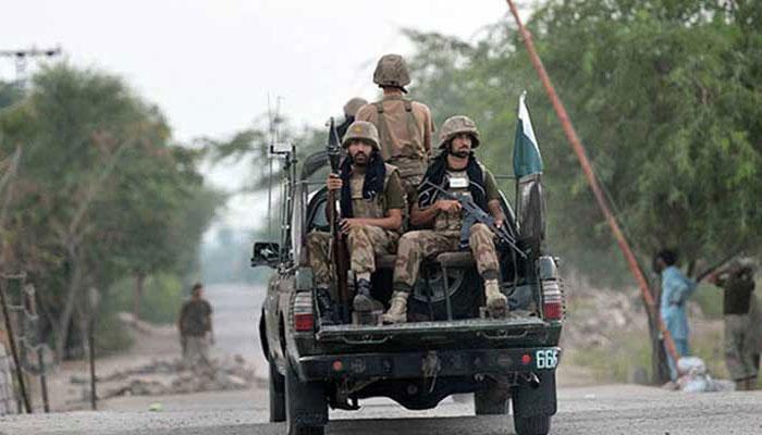 بلوچستان:ہوشاب میں دہشتگردوں کا حملہ، ایف سی کا سپاہی شہید