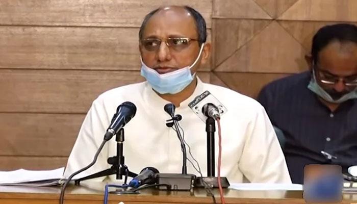 ٹیچرز اپنی خواہشات کے مطابق پوسٹنگ نہیں کراسکتے، سعید غنی