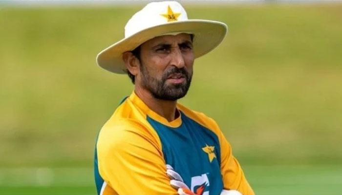 پی سی بی چھوڑنے کی وجہ حسن علی سے تکرار نہیں ، یونس خان