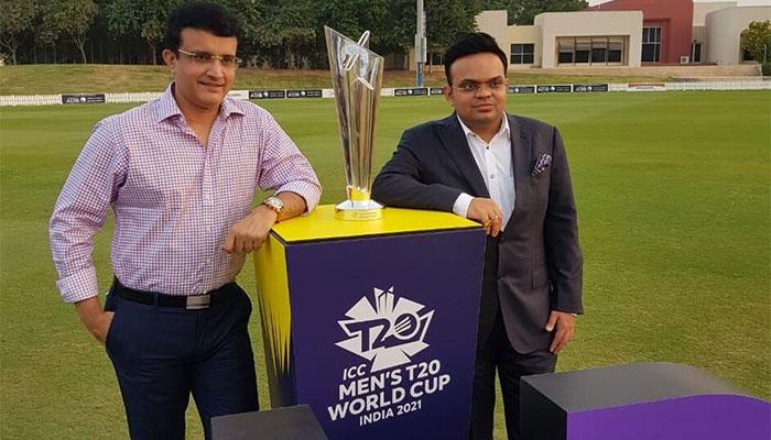 ٹی 20 ورلڈ کپ کی یو اے ای منتقلی، گنگولی کی تصدیق