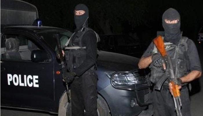 کراچی: شاہ لطیف ٹاؤن سے ڈکیتی کے 4 ملزمان گرفتار