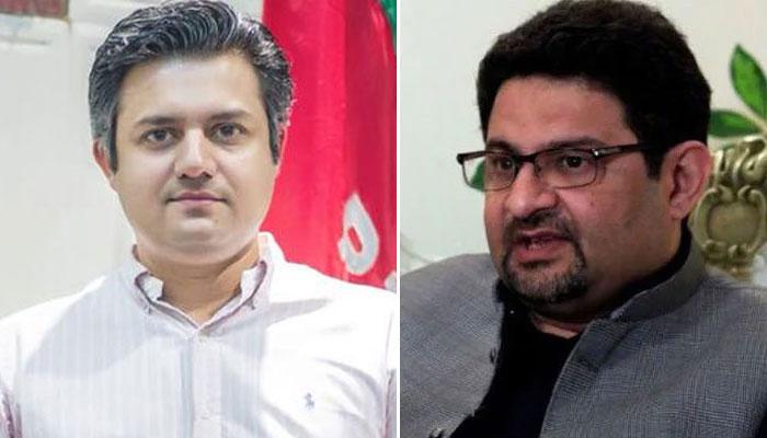 حماد اظہر، مفتاح اسماعیل مباحثہ ٹاپ ٹرینڈ بن گیا