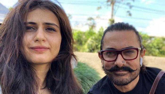 عامر خان کی طلاق کے بعد فاطمہ ثناء کا انٹرویو کیوں وائرل ہو رہا ہے؟
