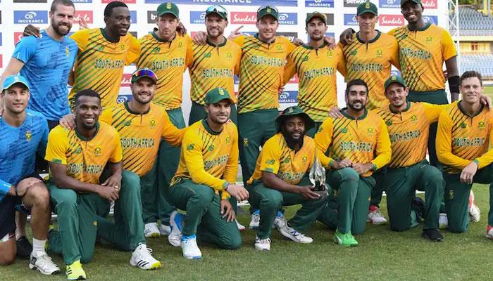 جنوبی افریقہ نے ویسٹ انڈیز کیخلاف T20 سیریز جیت لی