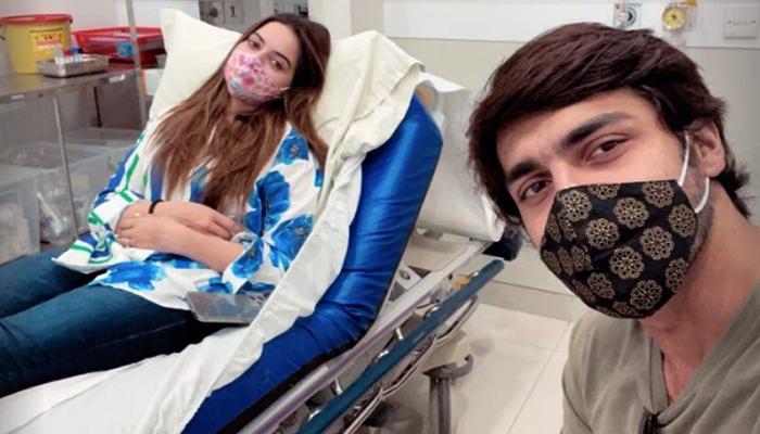 منال خان بیمار ہو گئیں