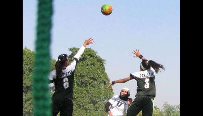 نیشنل ویمنز ہینڈ بال چیمپئن شپ کا ٹائٹل پاکستان آرمی کے نام