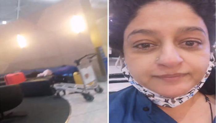پاکستانی اداکارہ نادیہ جمیل سے غیر ملکی ایئر لائن کی معذرت