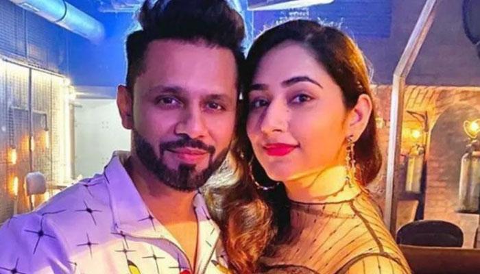 بھارتی گلوکار راہول ویدیا کب شادی کررہے ہیں؟َ