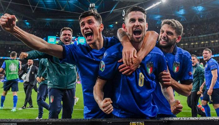 یورو کپ: اٹلی اسپین کو ہرا کر فائنل میں پہنچ گیا