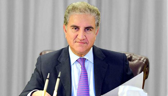 ہم پر انگلی اٹھانیوالا امریکا کہہ رہا ہے پاکستان مددگار ہے: شاہ محمود قریشی