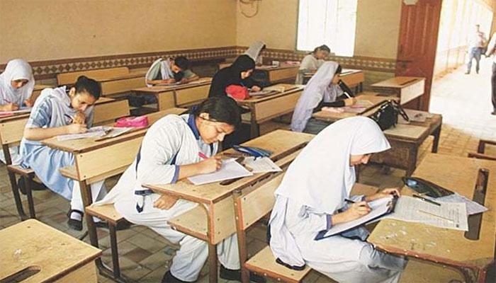 پشاور اور لاہور میں انٹر کے امتحانات آج سے شروع