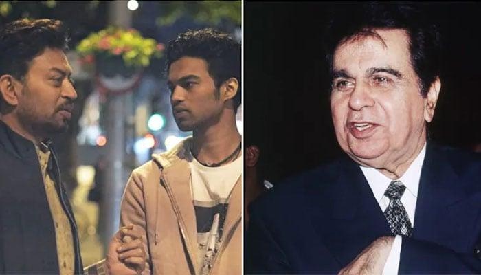 عرفان خان کے بیٹے نے دلیپ کمار کا آٹوگراف شیئر کردیا
