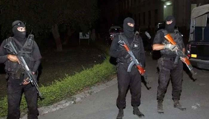 پنجاب کے مختلف اضلاع میں آپریشن، 6 دہشتگرد گرفتار