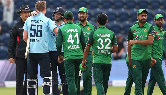 پاکستان ٹیم آج برمنگھم پہنچے گی