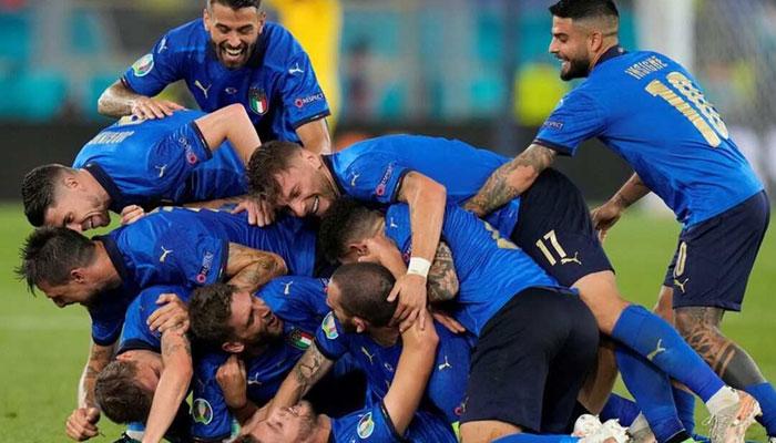 اٹلی یورو کپ کا چیمپئن بن گیا