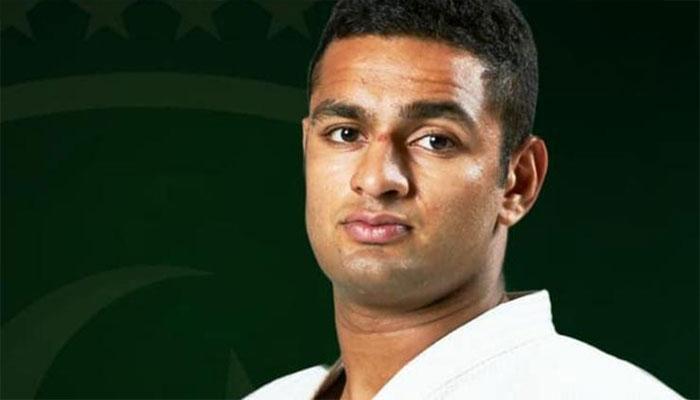 شاہ حسین شاہ والد کی طرح پاکستان کیلئے اولمپکس میڈل جیتنے کیلئے پرعزم