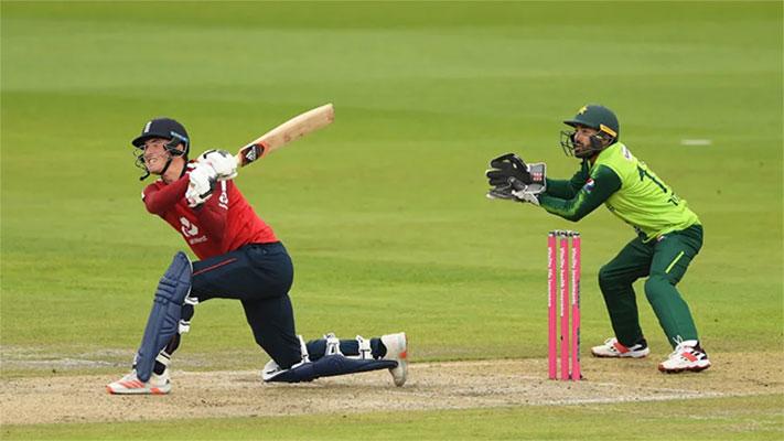 پاکستان اور انگلینڈ کے درمیان تیسرا ون ڈے کل کھیلا جائے گا