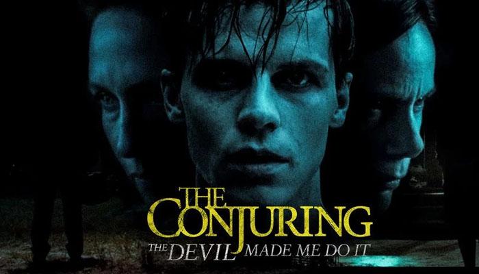 ہارر مووی سیریز'دی کنجیورنگ' کی نئی فلم دنیا بھرمیں مقبول
