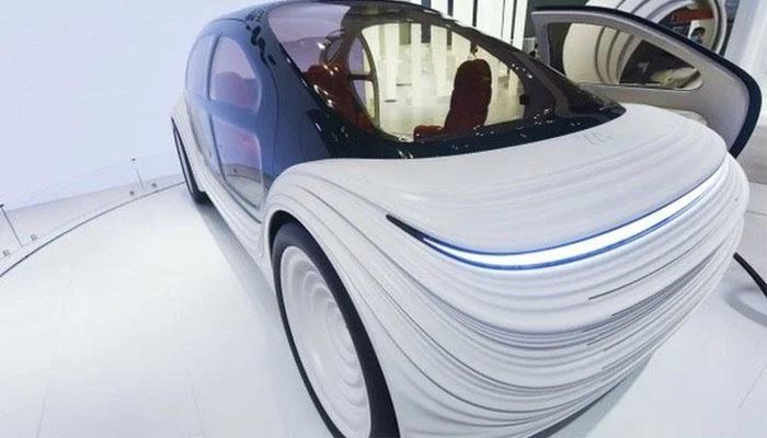 Air pollution treatment car design ready