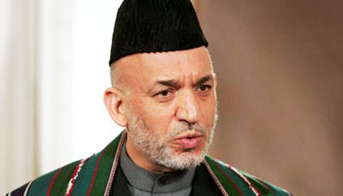 Afghan government, Taliban should intensify peace efforts: Hamid Karzai