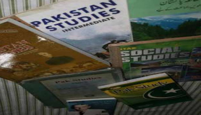 Study of Pakistan in Punjab was picked up from the book market