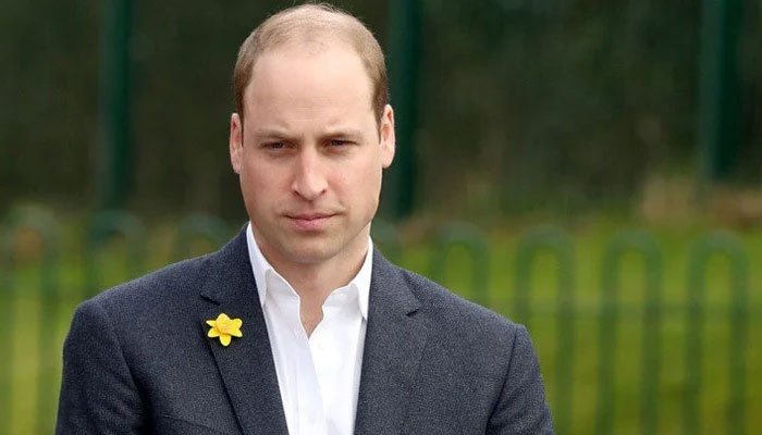 Prince William has been criticized for backing England's black footballers
