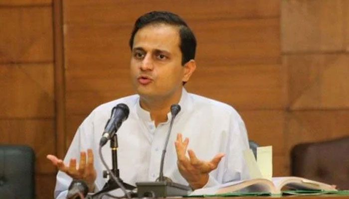 Despite the sudden rain, no water was collected due to better arrangements, Murtaza Wahab