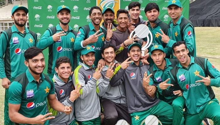 انڈر 19 ورلڈکپ سے قبل پاکستان ٹیم کے بین الاقوامی ایکسپوژر سے محروم رہنے کا خدشہ