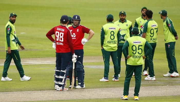 پاکستان اور انگلینڈ کے درمیان ٹی ٹوئنٹی سیریز کا کل سے آغاز