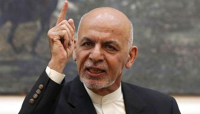پاکستان سے 10 ہزار جنگجو افغانستان میں داخل ہوئے: اشرف غنی کا الزام
