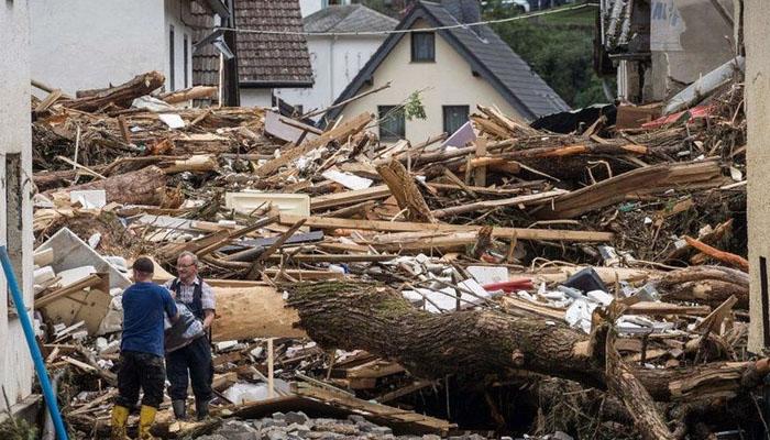 Germany: Heavy rains kill 133