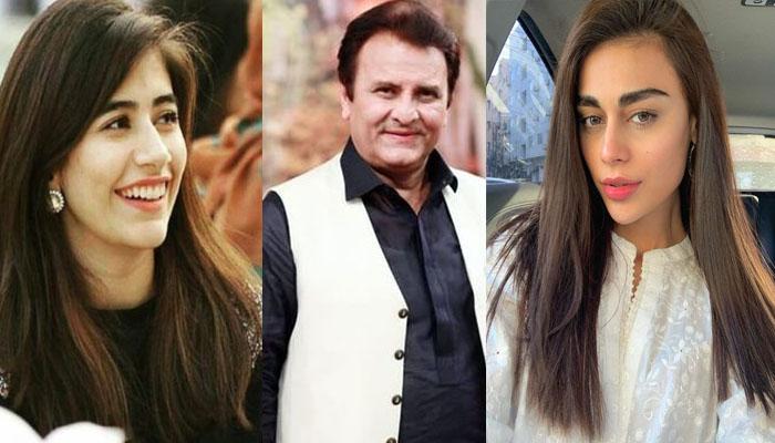 Saira and Sadaf are both my daughters: Behrooz Sabzwari