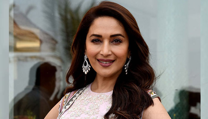 Madhuri Dixit ready for 'Web Debut'