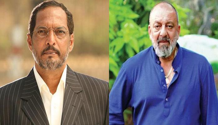 Why did Nana Patikkar swear not to work with Sanjay Dutt?