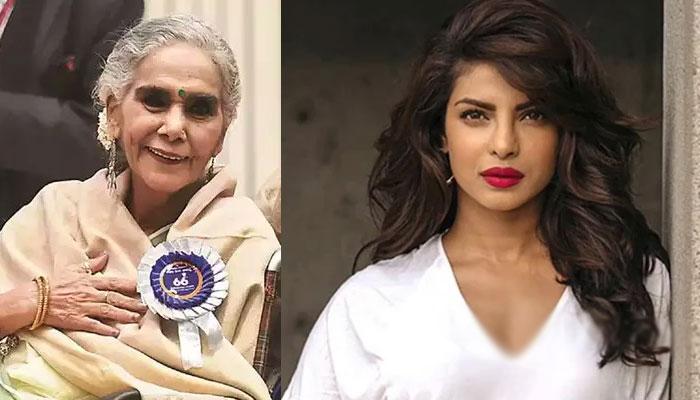 Priyanka Chopra expresses grief over the death of Sreekha Sukri