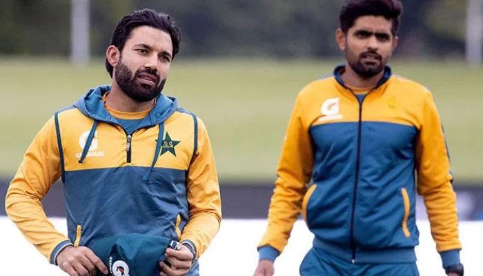 Babar Azam's role is important in improving my running: Muhammad Rizwan