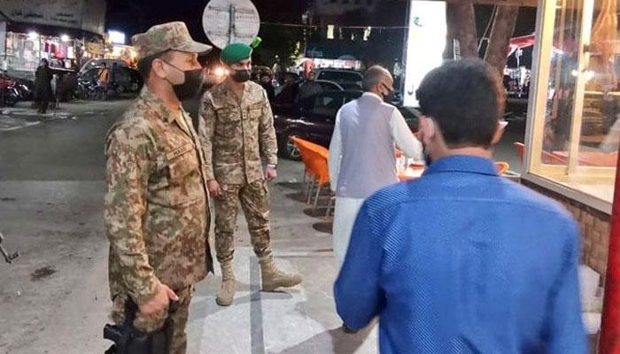 گوجرانوالہ میں ایس اوپیز پر عملدرآمد کیلئے فوج طلب