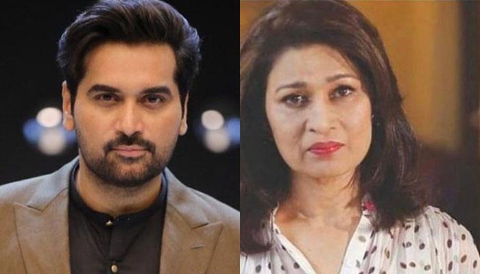 Humayun Saeed expresses grief over the death of Naila Jafari