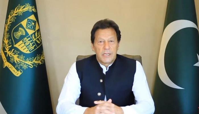 Nawaz Sharif did not speak on Kashmir for fear of Narendra Modi, Prime Minister Imran Khan