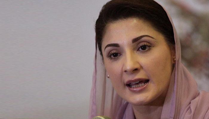 You will talk like Imran Khan, you will get the same answer, Maryam Nawaz