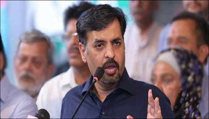 No party in Azad Kashmir is seeking votes on the basis of performance, Mustafa Kamal