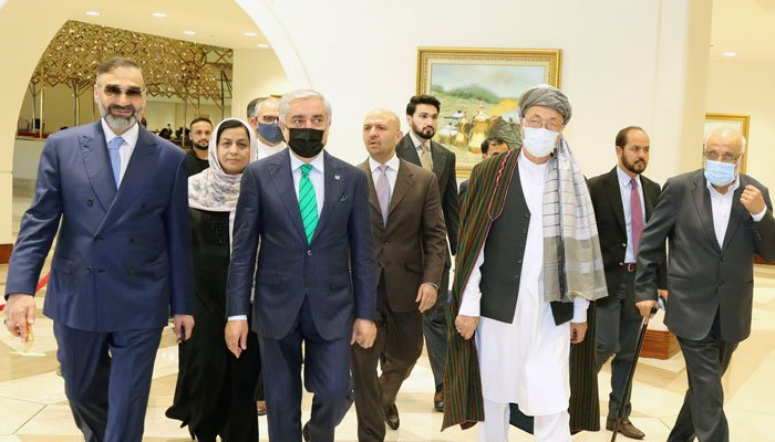 Talks between Afghan government and Taliban end without progress