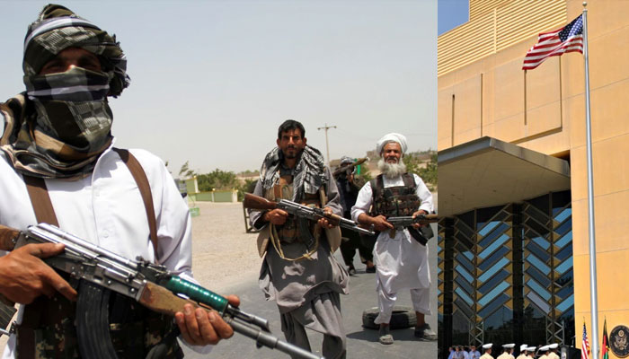 Taliban should lay down arms on Eid-ul-Adha and show peace process, US