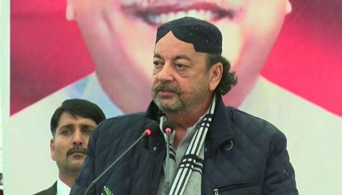Murtaza Wahab will be the administrator of Karachi according to law, Agha Siraj Durrani