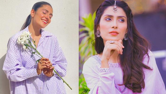 امریکی اداکارہ بھی عائزہ خان کی خوبصورتی کی مداح