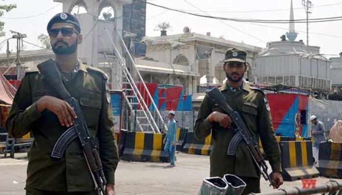 لاہور، عیدالاضحی کے موقع پر سیکیورٹی پلان مرتب