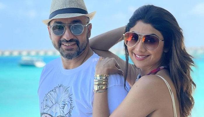 غیر اخلاقی فلم بنانے کے الزام میں شلپا کے شوہر راج کندرا گرفتار