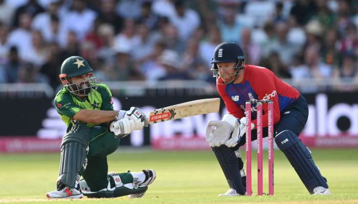 The last match of Pak-England T20 series today