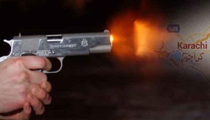 کراچی: پولیس انسپکٹر بیٹے کے ہاتھوں قتل