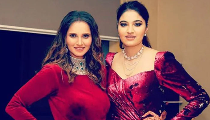 Beautiful video with Sania Mirza's sister